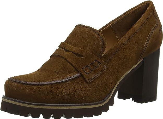 TALLA 41 EU. PEDRO MIRALLES 24902, Zapatos con Plataforma para Mujer