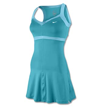 huge selection of a31ee 97849 Nike Dri-Fit Damen Tenniskleid Tennis Kleider Tenniskleider ...