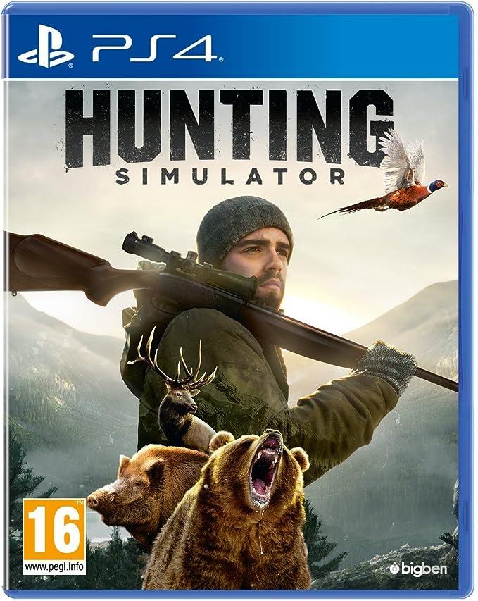 Hunting Simulator (PS4) - Versión Española: Amazon.es: Electrónica