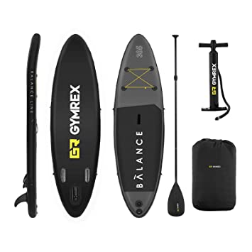 Gymrex Set De Tabla Hinchable para Stand Up Sup GR-SPB305 ...