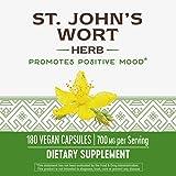 Nature's Way St. John's Wort Herb, 700 mg per