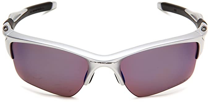 a81a83f0a8 Oakley Half Jacket 2.0 XL - Silver   G30 Polarised -  Oakley  Amazon.co.uk   Clothing