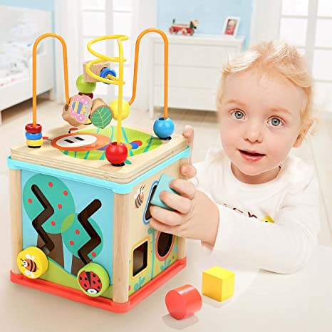 39a4f0d02eb5 Amazon.com  Aitey Toddlers Learning Toys for 1 Year Olds Girl and ...
