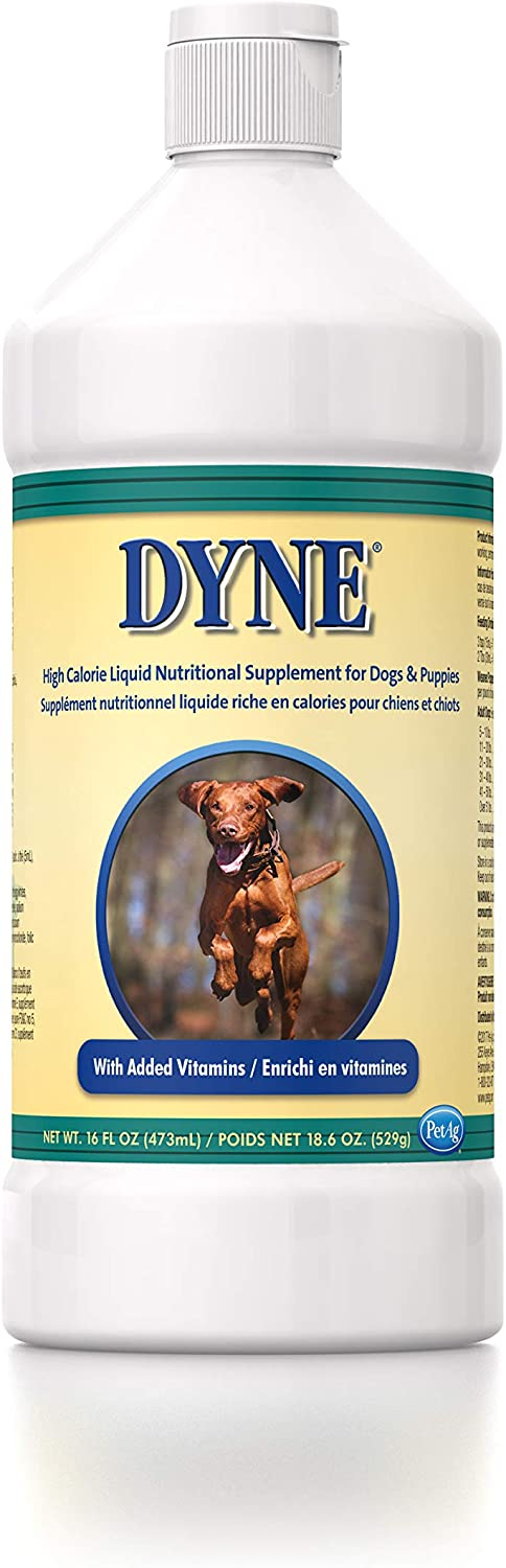 Dyne High Calorie Liquid for Dogs, 16 oz