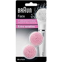 Braun Face 80-S - Paquete de 2 cepillos