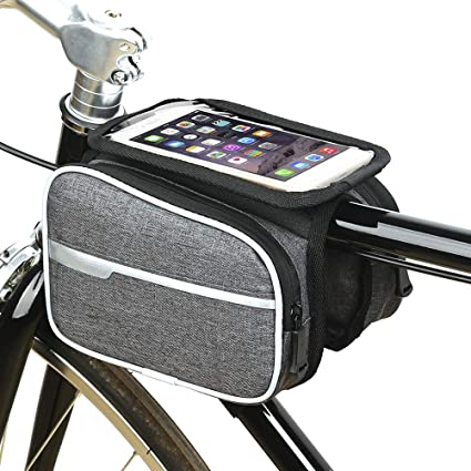 JiuRong - Bolsa de Transporte para Bicicleta, Resistente al Agua ...