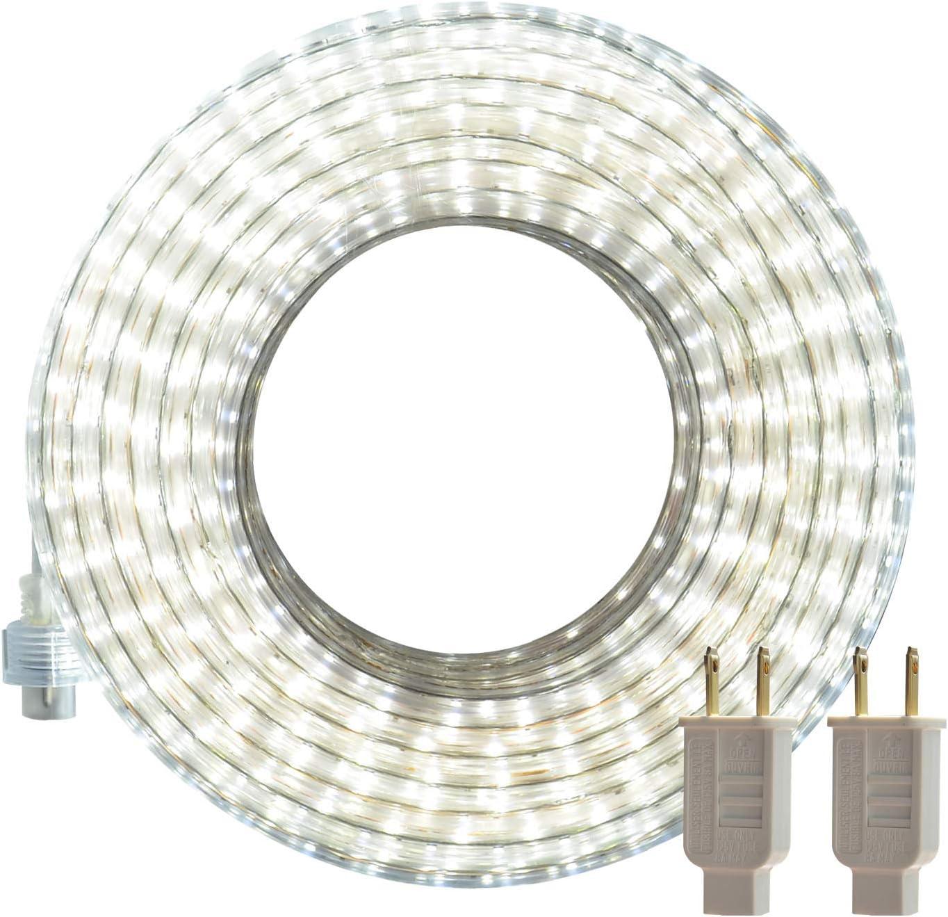 Light Connector White LED Strip Light Mounting Bracket Fixer Clip Lamp Tape Fix