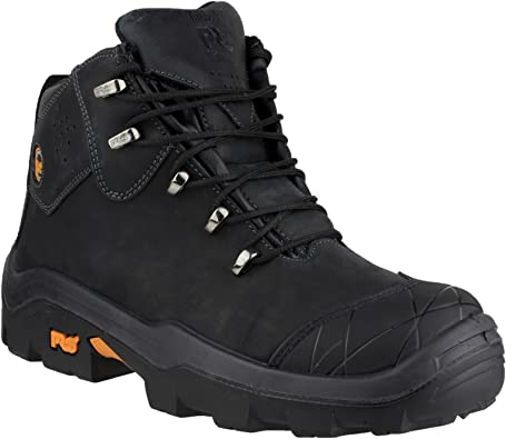 chaussures securite homme montante timberland
