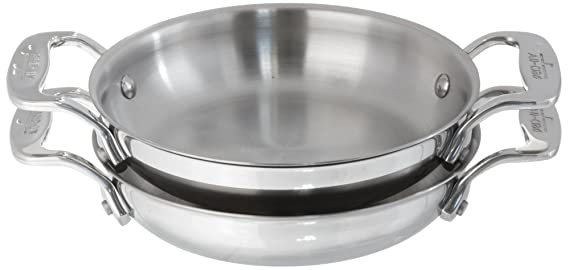 All-Clad E849B264 Stainless Steel Gratins