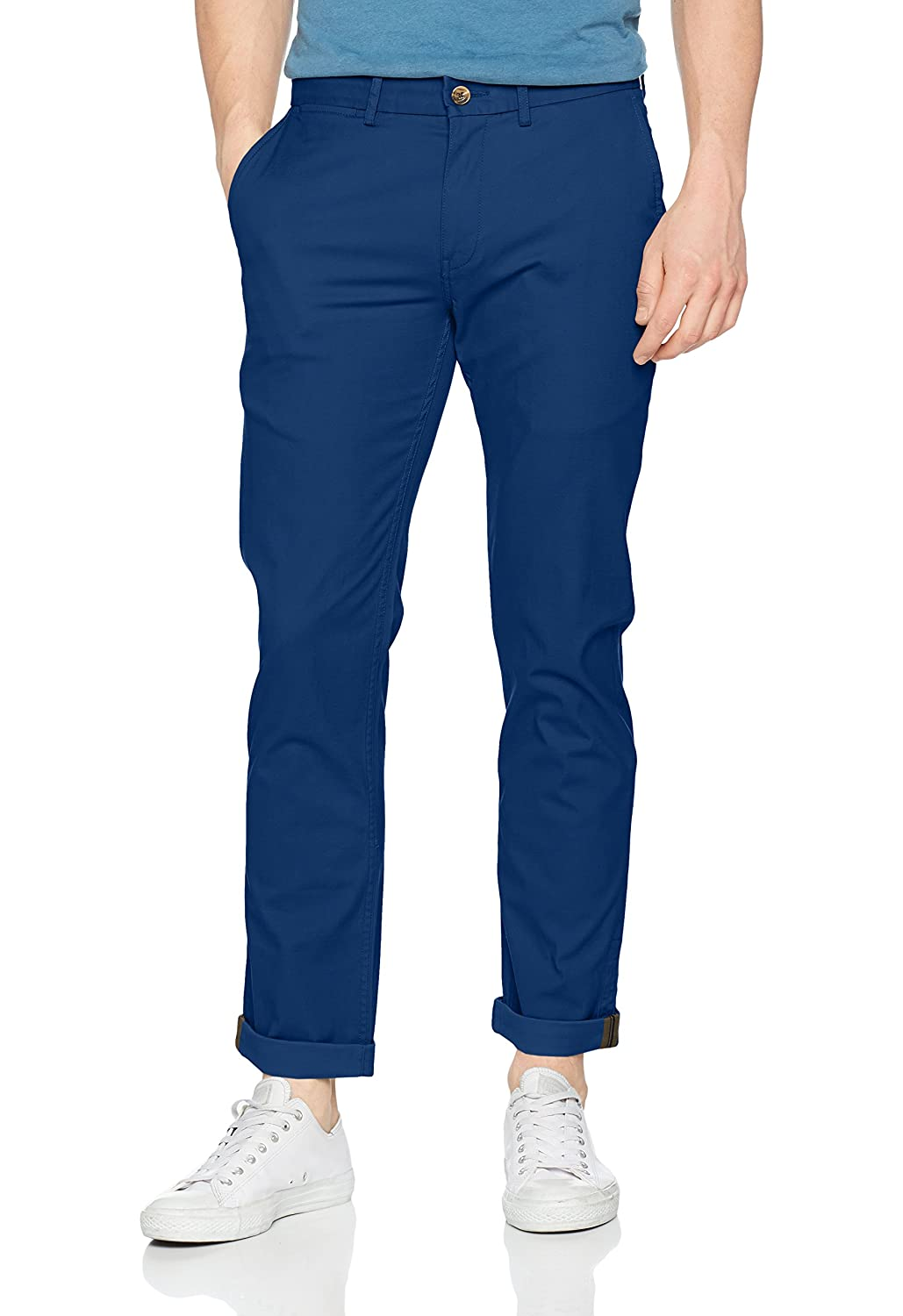 Ben Sherman Slim Stretch Chino, Pantalones para Hombre