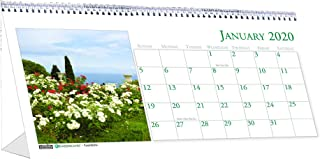 product image for House of Doolittle 2020 Monthly Desktop Tent Calendar, 8.5 x 4.5 Inches (HOD309-20)
