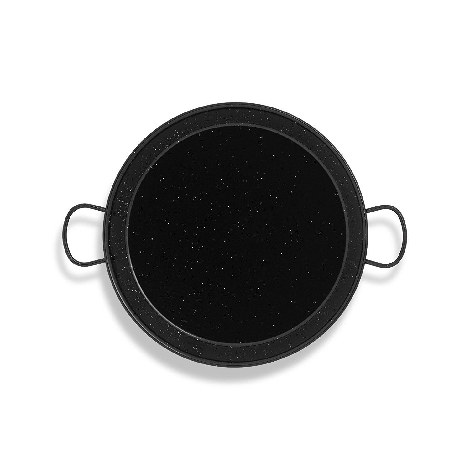 Paella Pan Enamelled Steel * * La Valenciana * * Made in Spain Various Sizes Ø38cm 8 raciones