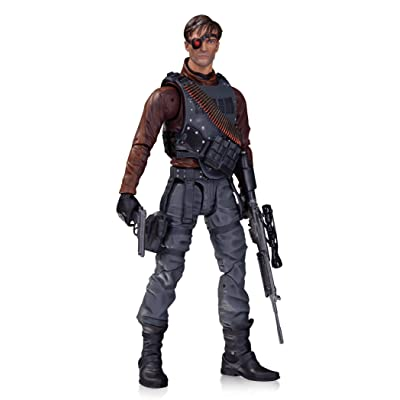 DC Collectibles Arrow (TV): Deadshot Action Figure: Toys & Games