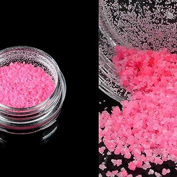 Amazon Com Hongxin 7 Colors Makeup Glow Powder Super Bright
