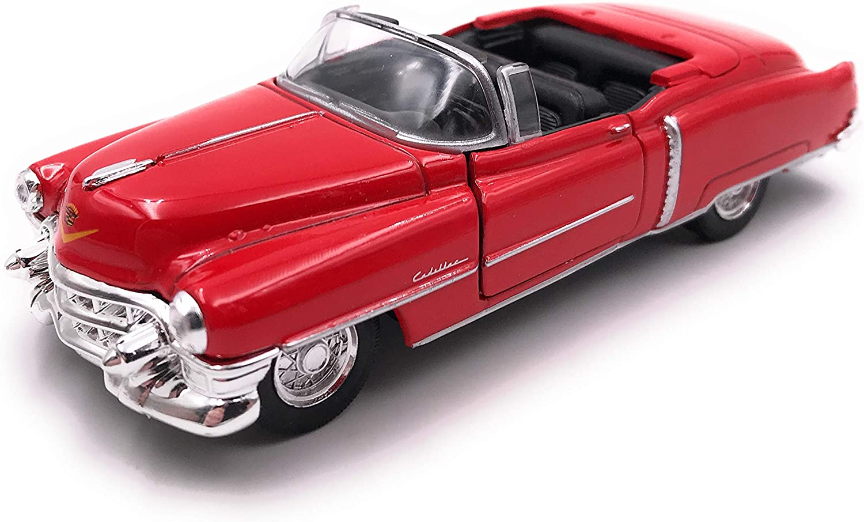 licenci/é 34-39 Onlineworld2013 Mod/èle de Voiture Eldorado Oldtimer Red Car Scale 1