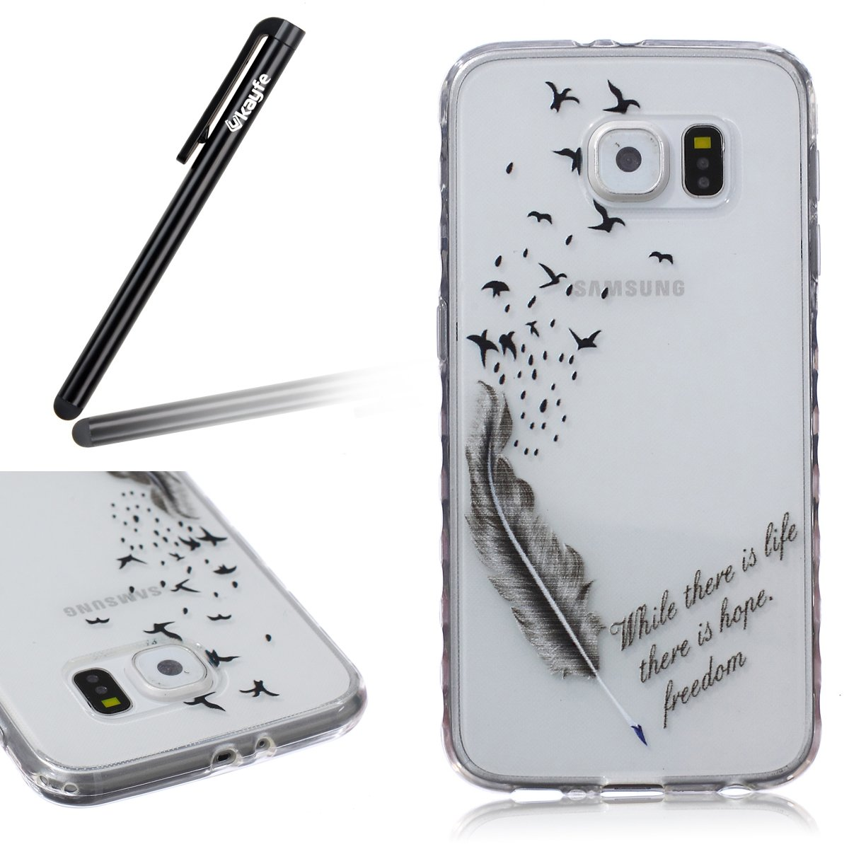 coque samsung galaxy s6 transparente