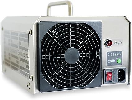 OSS Ten O³ Plus con luz UV   Generador de ozono UV con 10000 mg ...