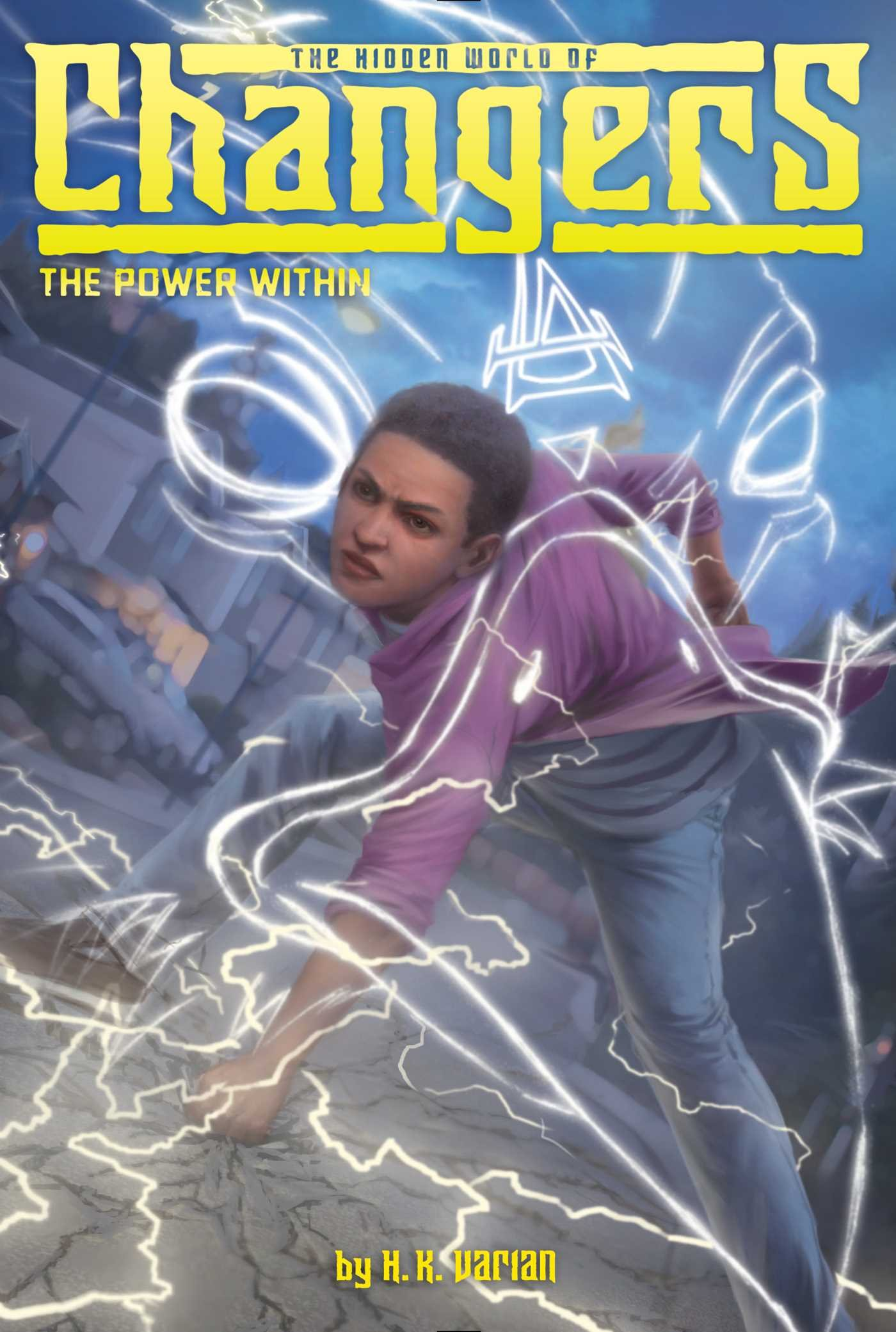 The Power Within (The Hidden World of Changers)