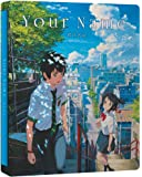 Your Name - Édition Steelbook - Combo Bluray/DVD - Inclus l'OST du film [Combo Blu-ray + DVD + CD BO - Édition boîtier SteelBook]