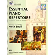 GP460 - Essential Piano Repertoire Book/CD - Level 10
