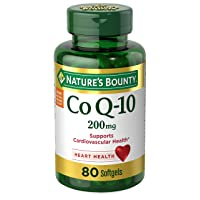 Nature's Bounty CoQ10 Pills and Dietary Supplement Supports Cardiovascular and Heart...