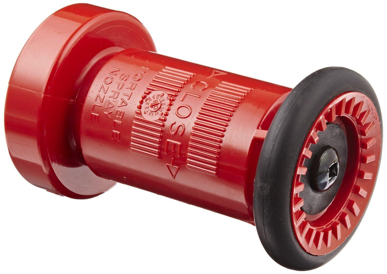 Dixon Valve CFB2015S Thermoplastic Fire Equipment, Constant Flow Fog Nozzle, 2'' SIPT (NPSH)