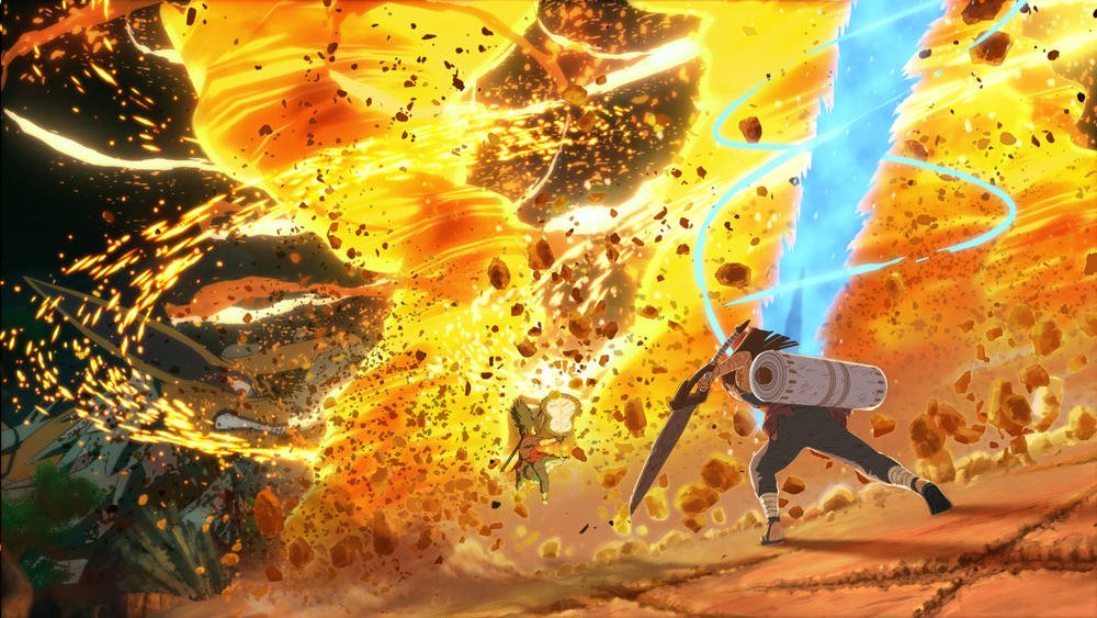 Naruto Shippuden: Ultimate Ninja Storm 4 PlayStation Hits ...