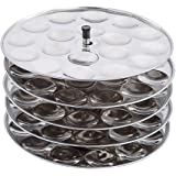 Buy Embassy Stainless Steel Mini Idli Stand 6 Plates