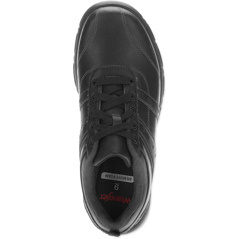 133d8fd4 Amazon.com | Wrangler Mens Memory Foam Oxford Shoe (8 (MEX-26 EUR-40.5))  Black | Oxfords