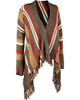 Women's Bandera Southwestern Striped Button Front Sweater