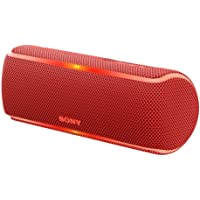 Sony SRS-XB21R Wireless Speaker Red