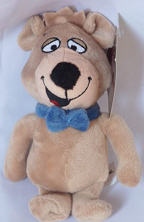 Amazon Com Hanna Barbera Yogi Bear 7 Plush Toys Boo Boo Toys