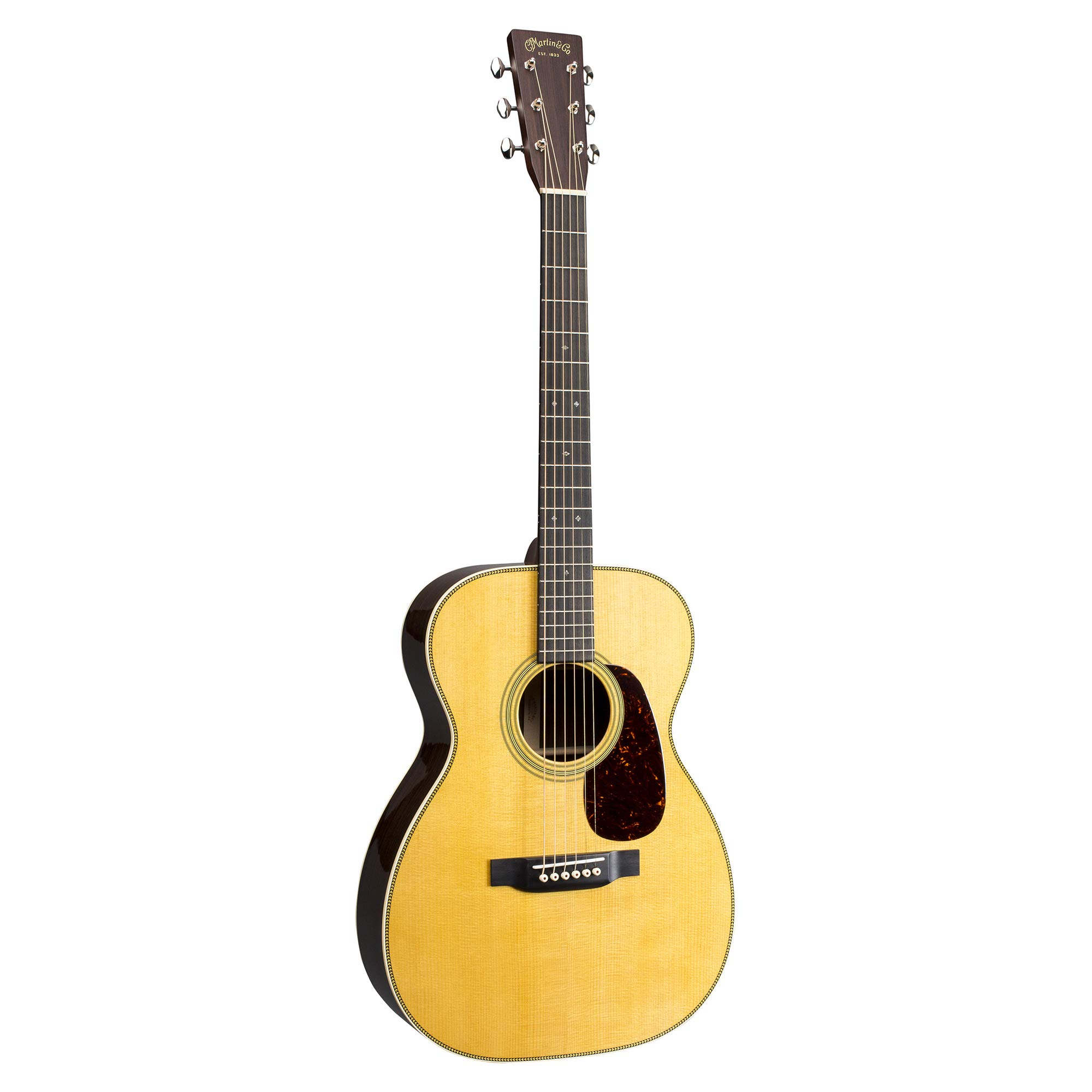 Martin Guitar Standard Series Acoustic Guitars, Hand-Built Martin Guitars with Authentic Wood 00-28