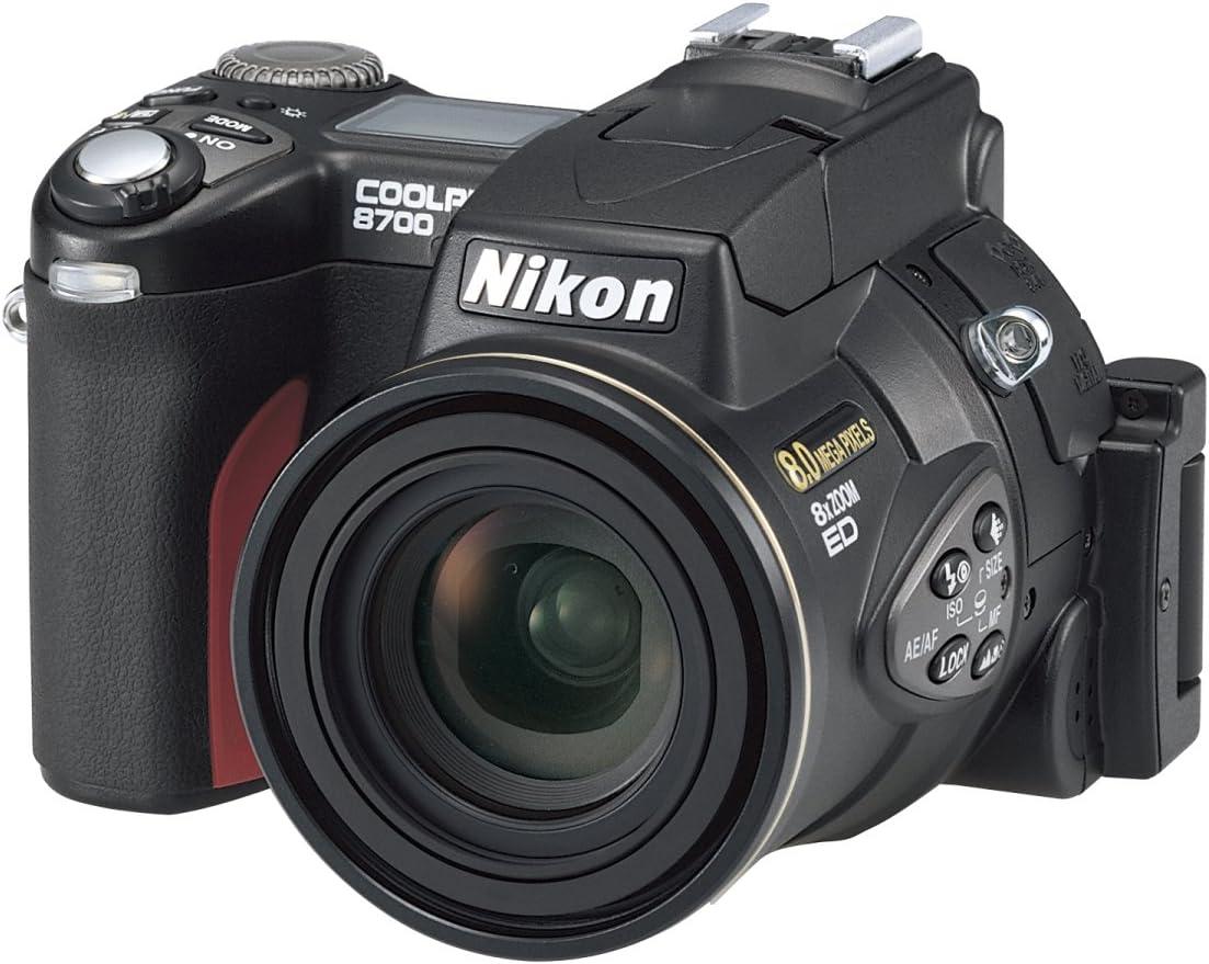 Nikon Coolpix 8700 Digitalkamera 8 0 Megapixel