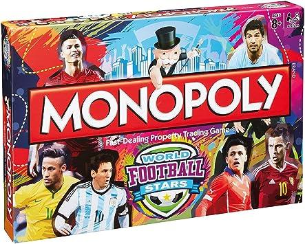 Monopoly - Juego de Estrategia, de 2 a 8 Jugadores (Winning Moves 22477) (Importado): Amazon.es: Juguetes y juegos