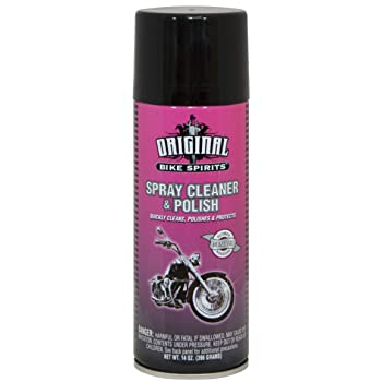 Original Bike Spirits Spray Motorcycle Cleaner