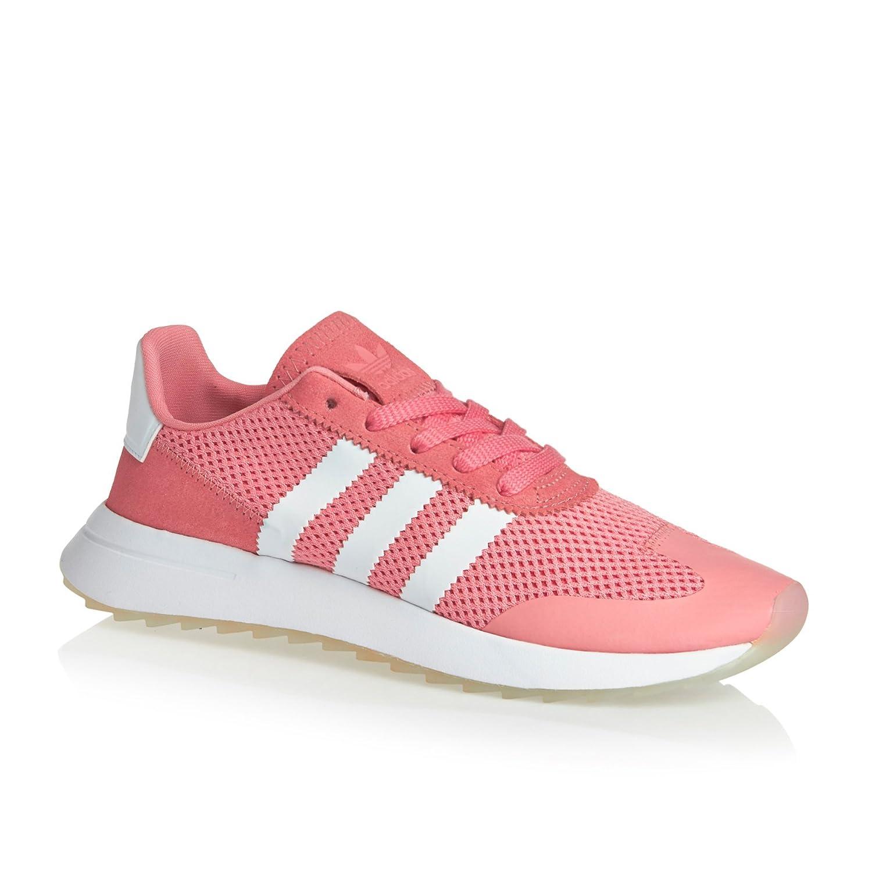 Adidas FLB W, Zapatillas de Deporte para Mujer 39 1/3 EU Rosa (Rostac / Griper / Gum4)