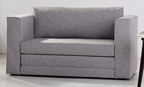 Fine Gold Sparrow Corona Convertible Loveseat Sleeper Ash Caraccident5 Cool Chair Designs And Ideas Caraccident5Info