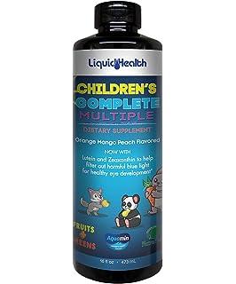 c5846ea426b2 Amazon.com: Liquid Health Products Children's Multi Sugar Free ...