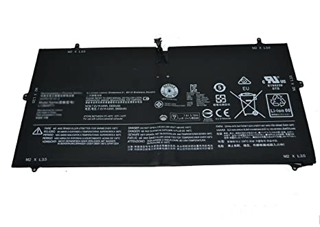 Amazon.com: 7.6V 5900mAh L14S4P71 Battery for Lenovo Yoga 3 ...