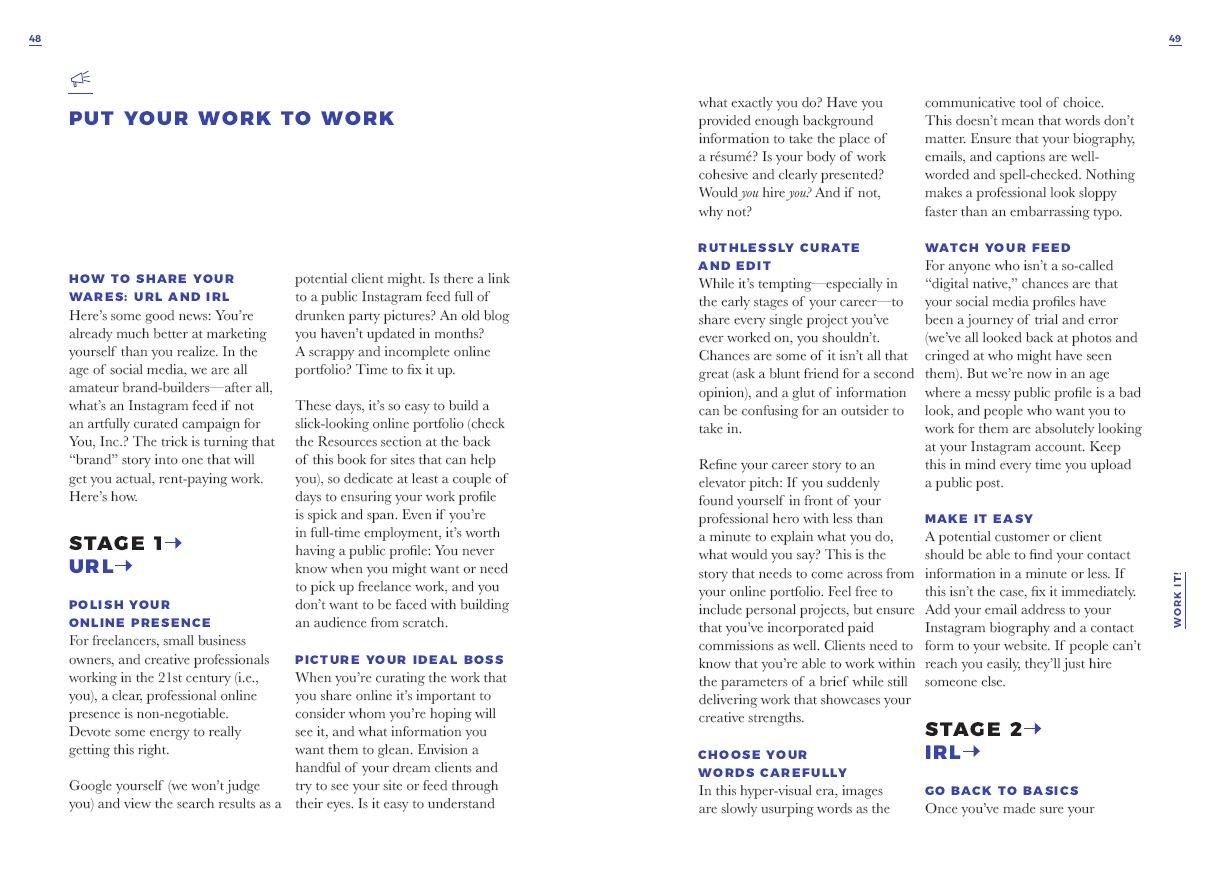 The Working Womanu0027s Handbook: Ideas, Insights, And Inspiration For A  Successful Creative Career: Phoebe Lovatt: 9783791383149: Amazon.com: Books