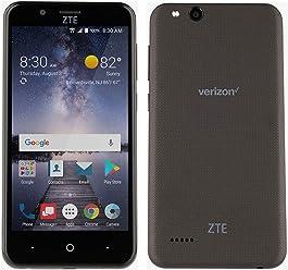 ZTE VZW-Z839PP Blade Vantage 5 16GB 1.1GHz 2GB Prepaid LTE Verizon Smartphone,