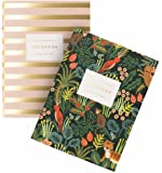 Jungle Pocket Notebooks by Rifle Paper Co. -- Set of 2