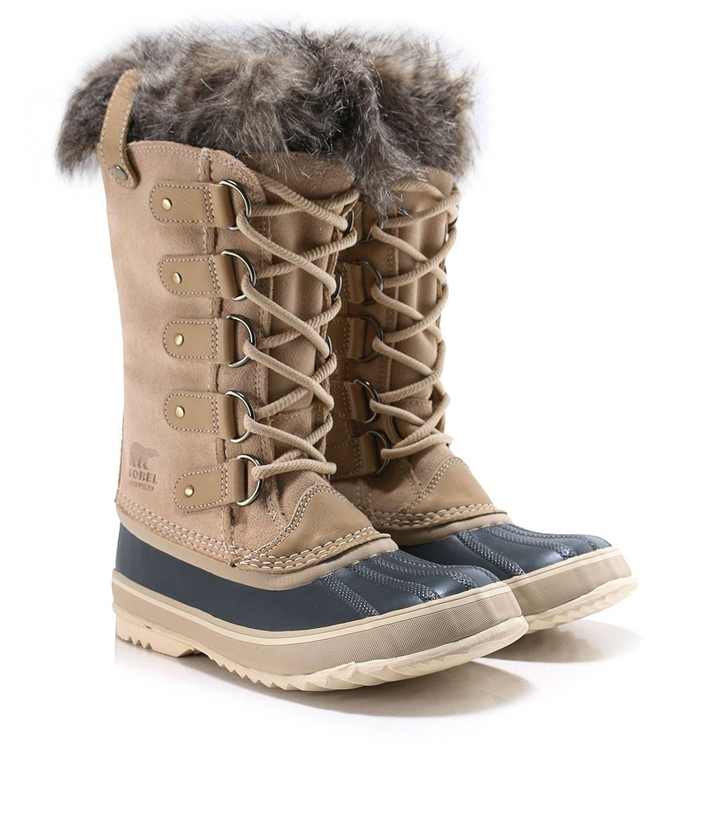 Sorel Women's Joan of Arctic Boots, Oatmeal, 8.5 B(M) US