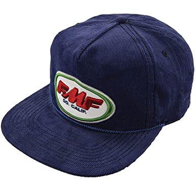 a6c6b7e7c40 Amazon.com  FMF Original Snapback Hat (NAVY)  Clothing