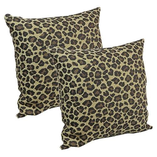 Safari Decorative Pillows