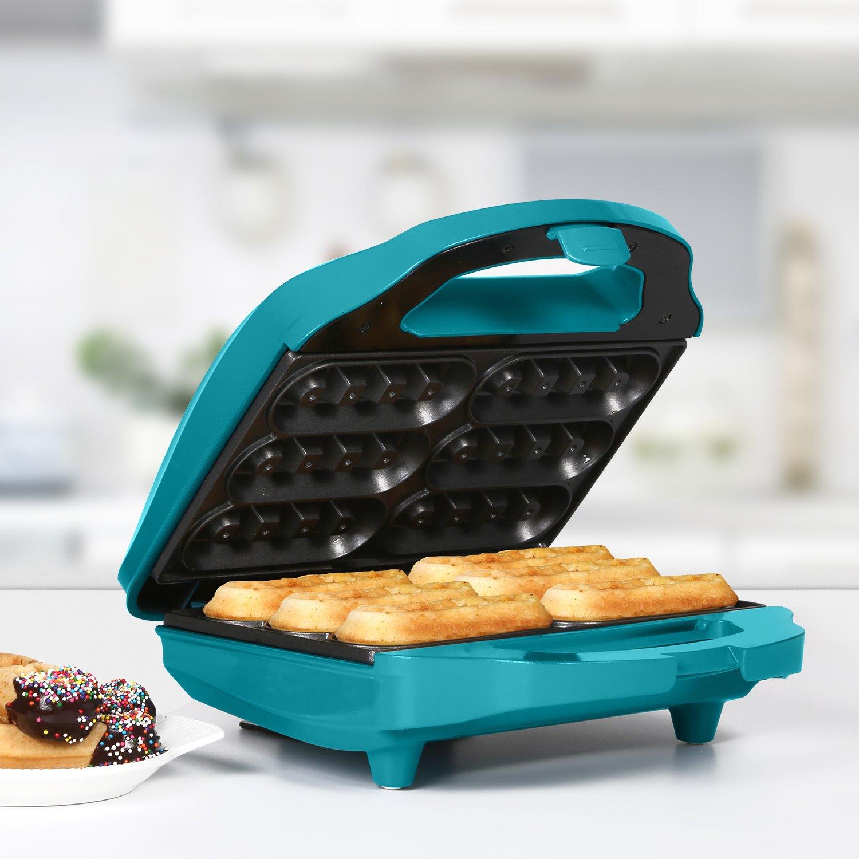 Amazon.com: Holstein Housewares HF-09015E Fun Waffle Stick Maker ...