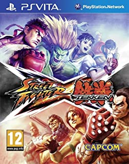Street Fighter X Tekken [Importación francesa]: Amazon.es ...