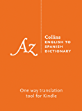 Collins English to Spanish Dictionary