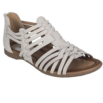 1c65f2606e27 Earth Shoes Bonfire Women s Off White 5 Medium US